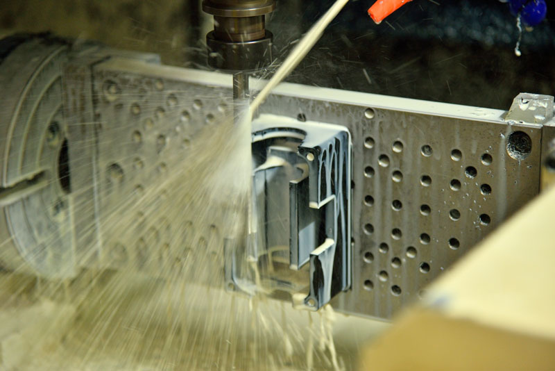 Talk about the CNC rapid prototyping