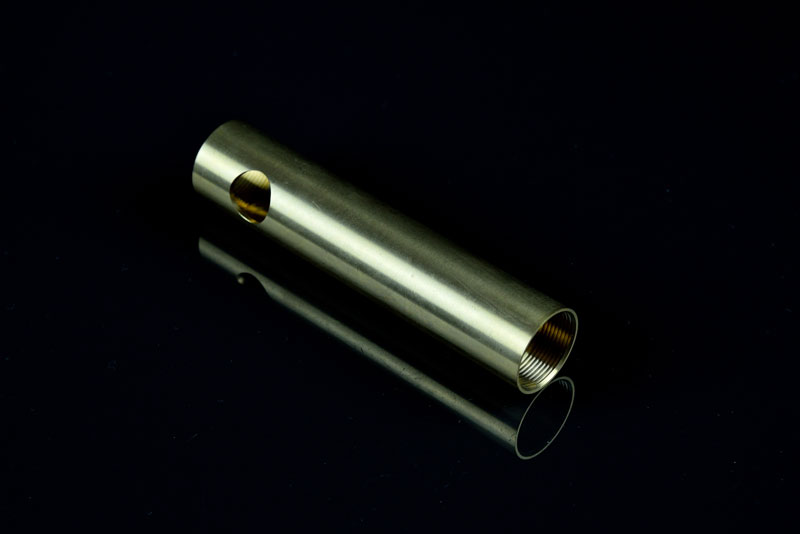 Copper CNC Machining Part