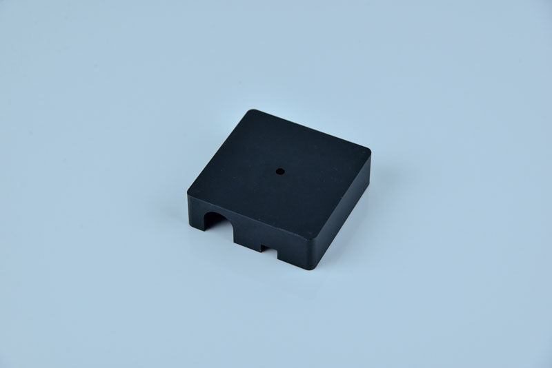 Black Anodizing CNC Parts