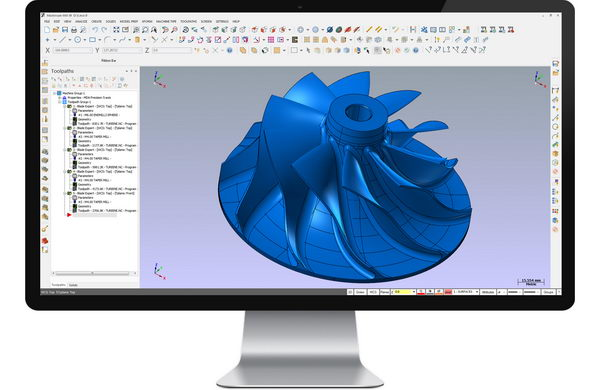 Learning about CNC Machining: The best CAM/CAD Software for Amateurs