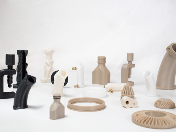 3D printing polyetheretherketone products