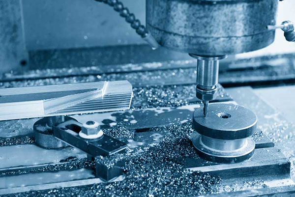 Prototyping machining services
